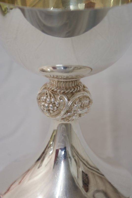 Finally a few images of the finery of our silverware.